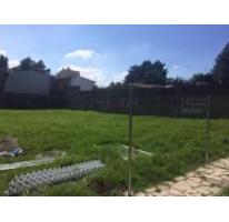 Foto de terreno habitacional en venta en ciruelos 0, la virgen, metepec, méxico, 1483663 No. 01