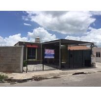 Foto de casa en venta en, ciudad caucel, mérida, yucatán, 1965143 no 01