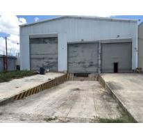 Foto de nave industrial en renta en  , ciudad industrial, mérida, yucatán, 2167622 No. 01