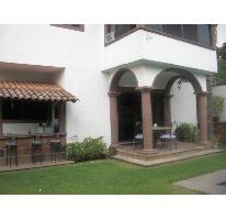 Foto de casa en venta en  , club de golf, cuernavaca, morelos, 1581140 No. 01