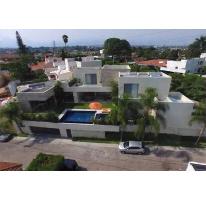 Foto de casa en venta en  , club de golf, cuernavaca, morelos, 942647 No. 01