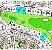 Foto de terreno habitacional en venta en  , club de golf la loma, san luis potosí, san luis potosí, 2257341 No. 01