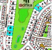 Foto de terreno habitacional en venta en  , club de golf la loma, san luis potosí, san luis potosí, 2755145 No. 01