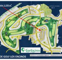 Foto de terreno habitacional en venta en club de golf los encinos 24, club de golf los encinos, lerma, estado de méxico, 1424561 no 01