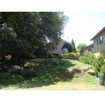 Foto de terreno habitacional en venta en  , club de golf los encinos, lerma, méxico, 1165651 No. 01