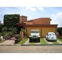 Foto de casa en venta en  , club de golf los encinos, lerma, méxico, 1274307 No. 01