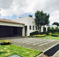 Foto de casa en venta en  , club de golf los encinos, lerma, méxico, 4289717 No. 01