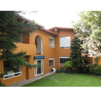 Foto de casa en venta en  , club de golf méxico, tlalpan, distrito federal, 1405567 No. 01