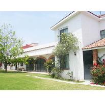 Foto de casa en venta en  , club de golf tequisquiapan, tequisquiapan, querétaro, 1771264 No. 01