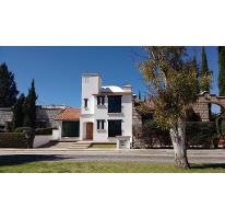 Foto de casa en venta en  , club de golf tequisquiapan, tequisquiapan, querétaro, 2336479 No. 01