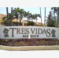 Foto de terreno habitacional en venta en club de golf tres vidas, plan de los amates, acapulco de juárez, guerrero, 629578 no 01