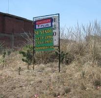 Foto de terreno habitacional en venta en  , club virreyes, tepotzotlán, méxico, 2961434 No. 01