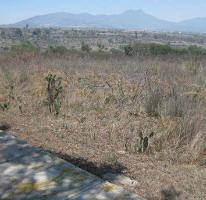Foto de terreno habitacional en venta en  , club virreyes, tepotzotlán, méxico, 3518028 No. 01