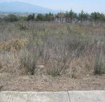 Foto de terreno habitacional en venta en  , club virreyes, tepotzotlán, méxico, 3524654 No. 01