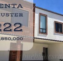 Foto de casa en venta en cluster 222 , lomas de angelópolis privanza, san andrés cholula, puebla, 4260771 No. 01
