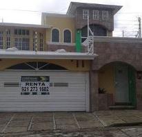 Foto de casa en renta en  , coatzacoalcos centro, coatzacoalcos, veracruz de ignacio de la llave, 4282932 No. 01