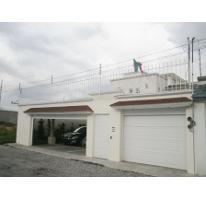 Foto de casa en venta en  , coaxustenco, metepec, méxico, 2315422 No. 01