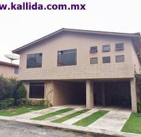Foto de casa en venta en  , coaxustenco, metepec, méxico, 3687824 No. 01