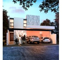 Foto de casa en venta en, cocoyoles, mérida, yucatán, 1089005 no 01