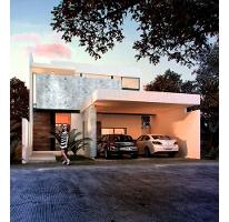 Foto de casa en venta en  , cocoyoles, mérida, yucatán, 2608609 No. 01