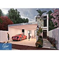 Foto de casa en venta en  , cocoyoles, mérida, yucatán, 2613469 No. 01