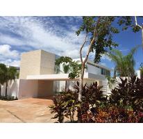 Foto de casa en venta en  , cocoyoles, mérida, yucatán, 2640263 No. 01
