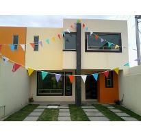 Foto de casa en venta en colegio militar , san antonio el desmonte, pachuca de soto, hidalgo, 2007196 No. 01