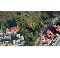 Foto de terreno habitacional en venta en  , colina del sur, álvaro obregón, distrito federal, 2610114 No. 01