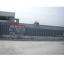 Foto de nave industrial en venta en  , colinas de santa catarina, santa catarina, nuevo león, 2592737 No. 01