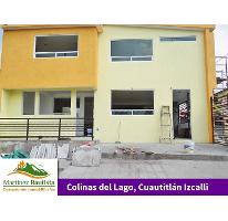 Foto de casa en venta en  , colinas del lago, cuautitlán izcalli, méxico, 2844577 No. 01