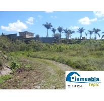 Foto de terreno habitacional en venta en  , colinas del rey, tepic, nayarit, 2603948 No. 01
