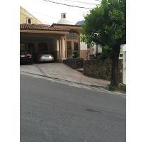 Foto de casa en renta en, colorines 1er sector, san pedro garza garcía, nuevo león, 2054546 no 01