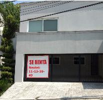 Foto de casa en renta en  , colorines 1er sector, san pedro garza garcía, nuevo león, 3283516 No. 01