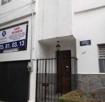 Foto de oficina en renta en concepcion beistegui 1701 intc, esquina peten, narvarte poniente, benito juárez, df, 2140894 no 01