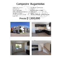 Foto de casa en venta en  , conjunto bugambilias, san juan del río, querétaro, 2604137 No. 01