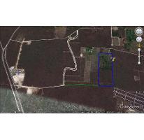 Foto de terreno habitacional en venta en conkal 0, conkal, conkal, yucatán, 2131183 No. 01