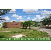 Foto de terreno comercial en venta en, conkal, conkal, yucatán, 1052575 no 01
