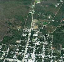 Foto de terreno habitacional en venta en  , conkal, conkal, yucatán, 1081351 No. 01
