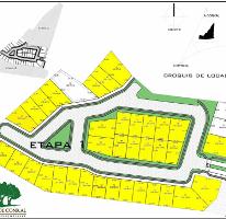 Foto de terreno habitacional en venta en, conkal, conkal, yucatán, 1143391 no 01