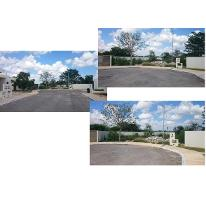 Foto de terreno habitacional en venta en, conkal, conkal, yucatán, 1180987 no 01