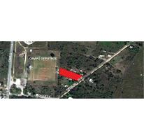Foto de terreno habitacional en venta en  , conkal, conkal, yucatán, 1182447 No. 01