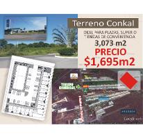 Foto de terreno comercial en venta en  , conkal, conkal, yucatán, 1292951 No. 01