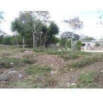Foto de terreno habitacional en venta en  , conkal, conkal, yucatán, 1307689 No. 01