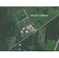 Foto de terreno habitacional en venta en  , conkal, conkal, yucatán, 1579180 No. 01