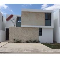 Foto de casa en venta en  , conkal, conkal, yucatán, 1600816 No. 01
