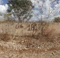 Foto de terreno habitacional en venta en, conkal, conkal, yucatán, 1676286 no 01