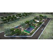 Foto de terreno habitacional en venta en  , conkal, conkal, yucatán, 1679120 No. 01
