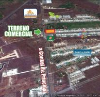 Foto de terreno habitacional en venta en, conkal, conkal, yucatán, 1736674 no 01