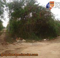 Foto de terreno habitacional en venta en, conkal, conkal, yucatán, 1760998 no 01