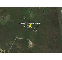 Foto de terreno habitacional en venta en  , conkal, conkal, yucatán, 1860472 No. 01